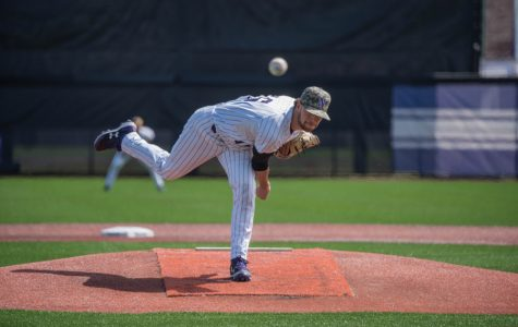 Baseball: Northwestern seeks crucial Big Ten sweep against last-place Penn State