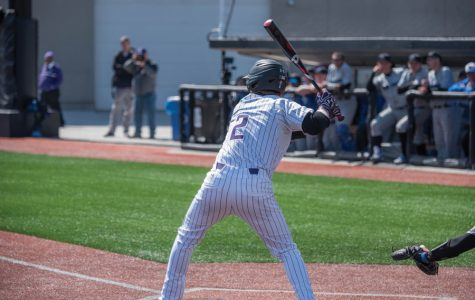 Baseball: Northwestern takes on Michigan State with Big Ten seeding critical