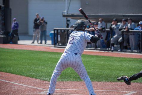 Baseball: Northwestern takes on Michigan State with Big Ten seeding critical