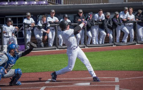 Baseball: Wildcats muster just 2 hits in latest loss to UIC