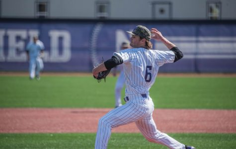 Baseball: Wildcats pick up fourth straight win, look to add to streak against Illinois this weekend