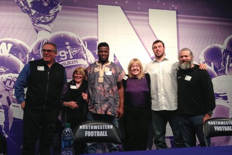 All-female fan organization reaches 20th year of supporting Northwestern sports