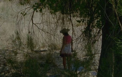 """A still from Communication Prof. J.P. Sniadecki and Ithaca College Prof. Joshua Bonnetta's film, """"El Mar La Mar."""" The two won the Caligari Film Prize for the film at the 67th Berlin International Film Festival in February."""