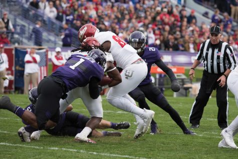 Football: Walker, Odenigbo hear names called on final day of NFL Draft