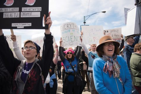 Captured: March for Science