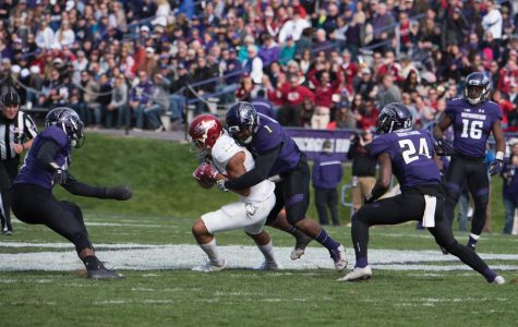 Football: Walker leads Northwestern contingent into NFL Draft
