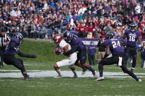 Football: Walker leads Northwestern contingent into NFL Draft