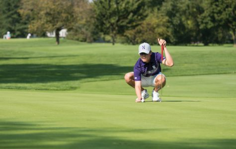 Men's Golf: Northwestern looks to continue solid play in Pacific Northwest