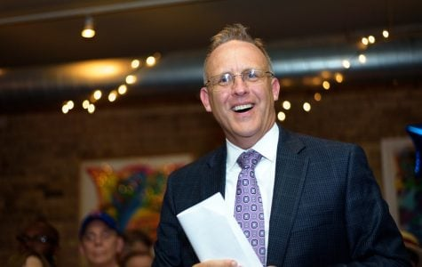 Steve Hagerty claims victory in Evanston mayoral race