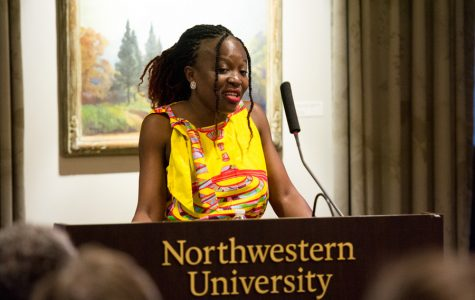 Ghanaian technology entrepreneur receives Buffett Institute award, discusses career in STEM