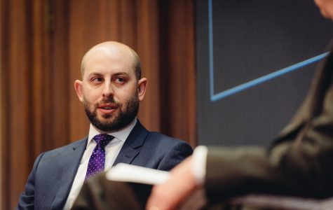 Former Obama speechwriter, NU alumnus shares White House experiences