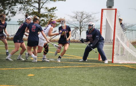 Lacrosse: Zone defense befuddles Wildcats in loss to Penn