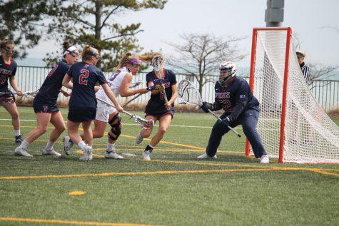 Lacrosse: Zone defense befuddles Wildcats in loss to Penn