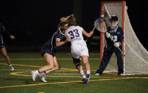 Lacrosse: Northwestern squanders early lead, loses thriller to Penn State