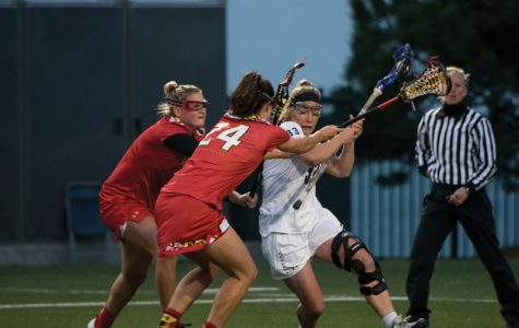 Lacrosse: Northwestern hammered by Maryland in regular season finale