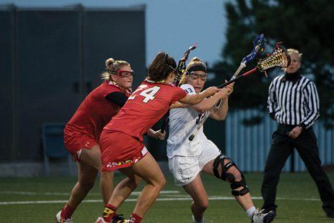 Lacrosse: Northwestern hammered by Maryland in regular season finale
