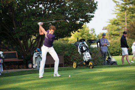 Men's Golf: Northwestern starts slow, finishes second at Big Ten Championships