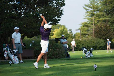 Men's Golf: Northwestern looks to upset Illinois at Big Ten Championships