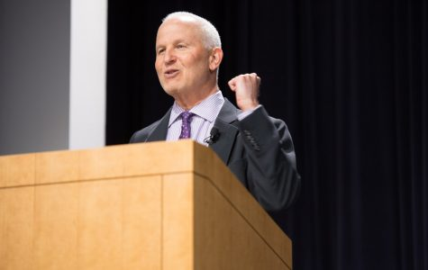 Schapiro, administrators address campus safety during state of University talk