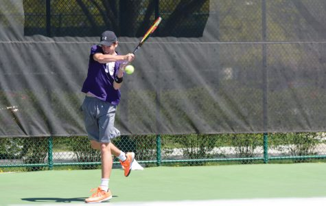 Men's Tennis: Underclassmen lead Northwestern to easy win in Big Ten Tournament opener