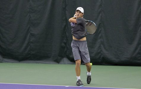 Men's Tennis: After rocky start, Northwestern looks to tap into 2016 success