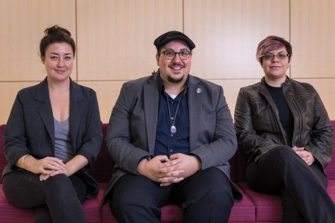 Faculty members plan goals for forthcoming Native American and Indigenous Studies Research Center