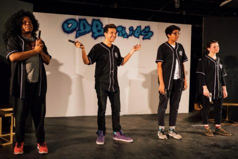Northwestern improv group performs at Chicago Improv Festival