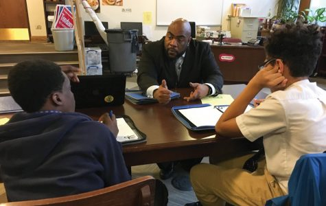 EPD partners with District 65 for student mentorship program