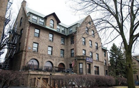Northwestern's chapter of Sigma Alpha Epsilon fraternity suspended from campus