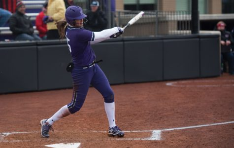 Softball: Petersen leads offensive charge in rebound against Maryland