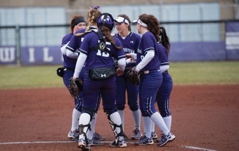 Softball: Northwestern swept by Minnesota in weekend series