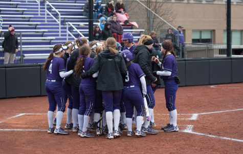 Softball: Northwestern looks forward to once-a-year battle with DePaul