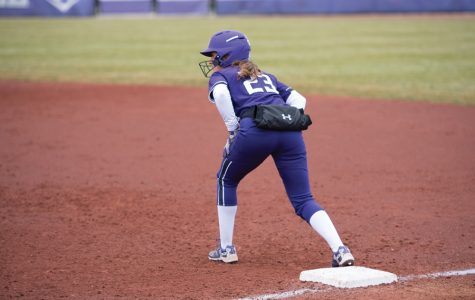 Softball: Northwestern honors seniors with 3 wins against Purdue