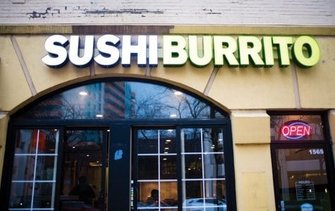 Sushi Burrito opens new location in Evanston