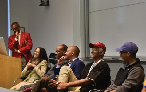 NU's oldest historically black fraternity holds panel on relevancy of Greek life