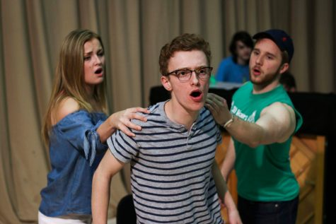 Rock musical explores expectations of success