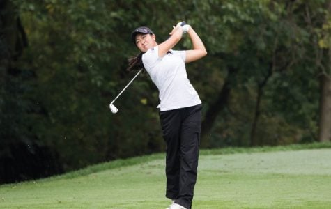 Women's Golf: Wildcats in search of outright Big Ten Championship after splitting last 2