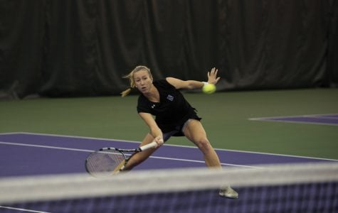 Women's Tennis: Wildcats seek statement win in weekend homestand