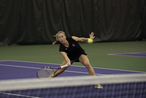 Women's Tennis: Wildcats seek statement win in weekend homestand