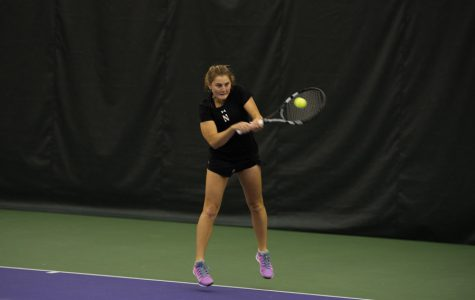 Women's tennis: Cats take down Cornhuskers, Hawkeyes in weekend road trip