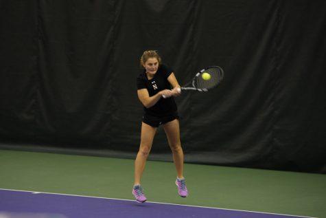 Women's tennis: Cats take down Cornhuskers, Hawkeyes in weekend road trip