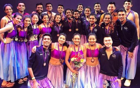 Anubhav dance team takes national championship title for third time