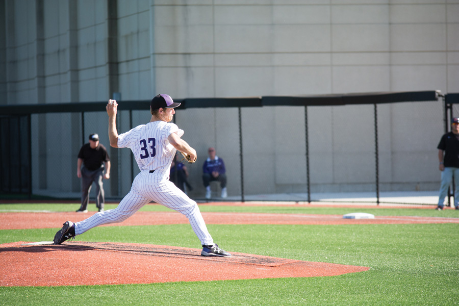 The Daily Northwestern | Curtain Call: Despite Late Start, Cooper Wetherbee  Closes Career As Key Starter