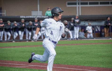 Baseball: Northwestern seeks tournament spot in contest against second-seeded Maryland
