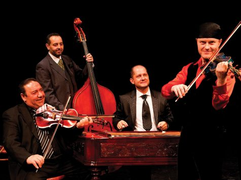 Civitas Ensemble receives grant to perform with Czech musical group