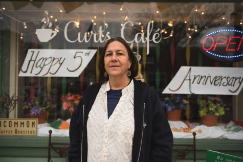 Defying expectations: Curt's Café owner honored with award
