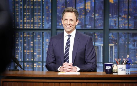 'Late Night' host reflects on Northwestern experiences, writing satire in current political climate