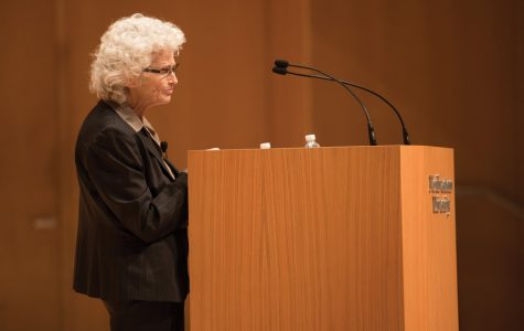 Visiting professor talks Zionism, democracy
