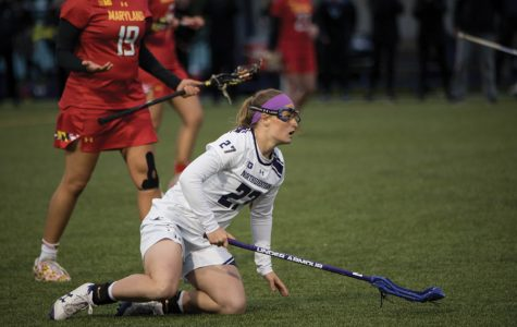 Lacrosse: Wildcats fall to Maryland in Big Ten Tournament final