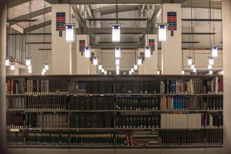 Evanston Public Library limited by small budget, lack of resources